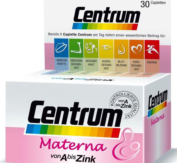 Витамины для беременных «Матерна»