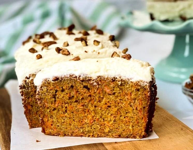 Как приготовить вкусный Морковный торт