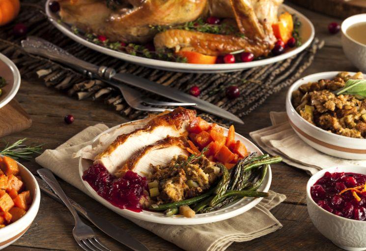 Вкусные новогодние горячие блюда