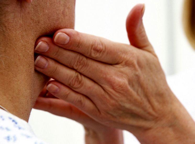 Воспаление шейных лимфатических узлов