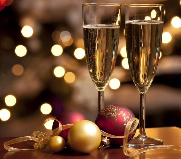 Выбираем шампанское на новый год