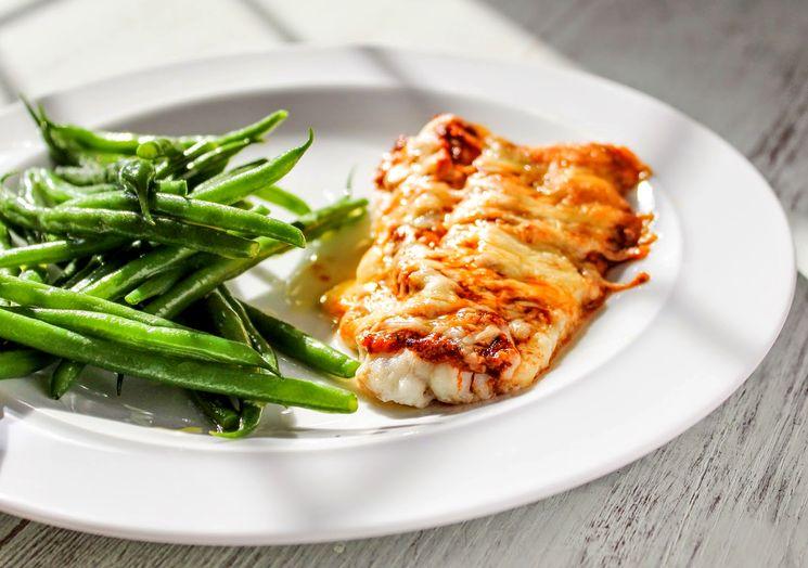 Готовим рыбу по-французски в духовке