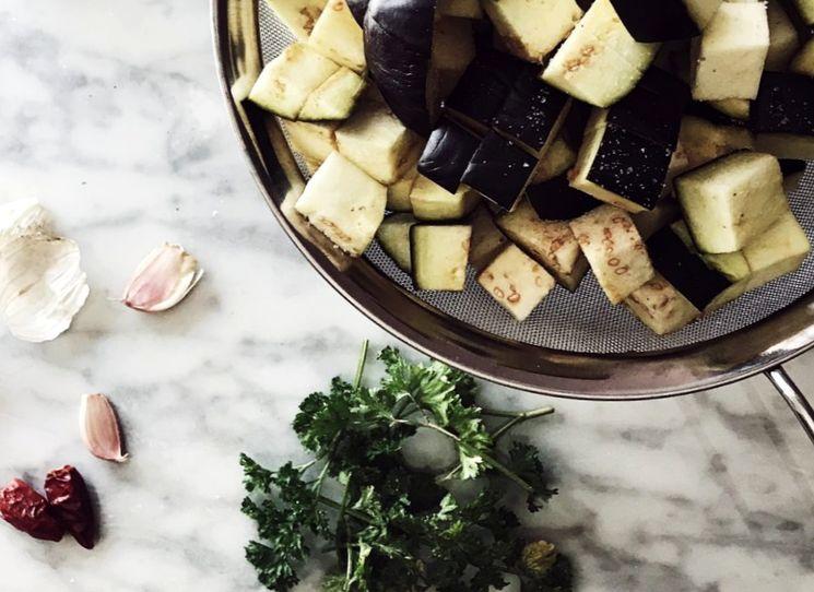 Рецепт приготовления баклажан