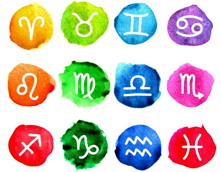 Знаки зодиака и драгоценные камни